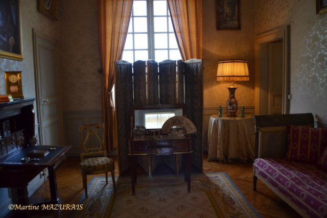 Cheverny - Le château 10-05-77