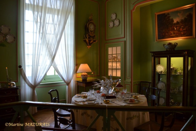Cheverny - Le château 10-05-79