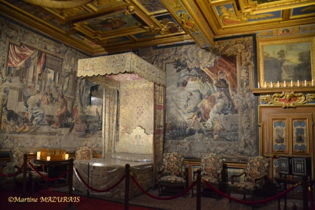 Cheverny - Le château 10-05-85