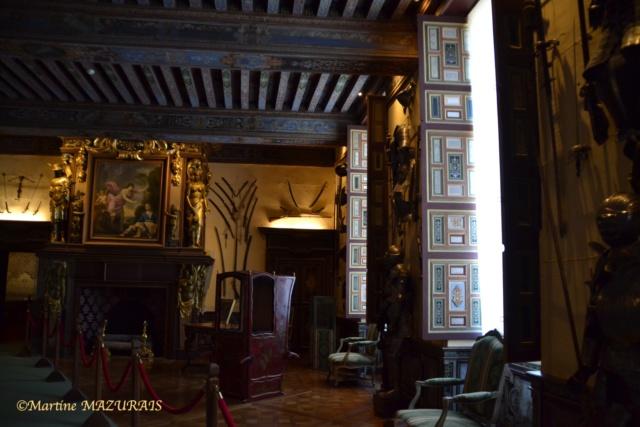 Cheverny - Le château 10-05-86