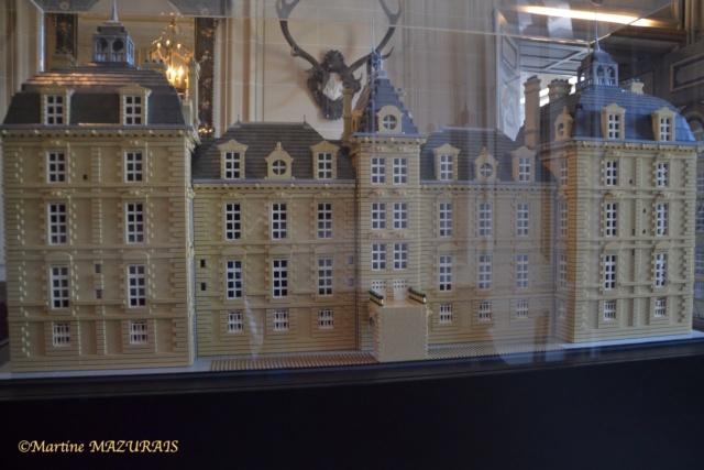 Cheverny - Le château 10-05-87