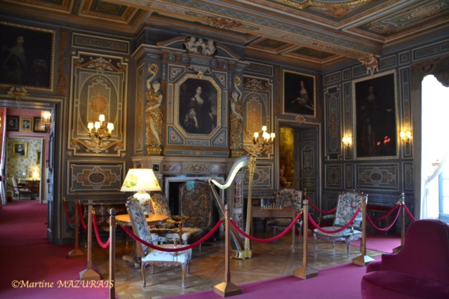 Cheverny - Le château 10-05-91