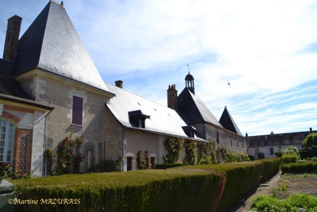 Cheverny - Le château 10-05-96