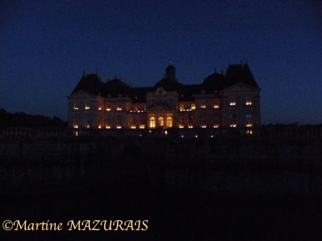 Maincy – Le château de Vaux le Vicomte 10-08-38