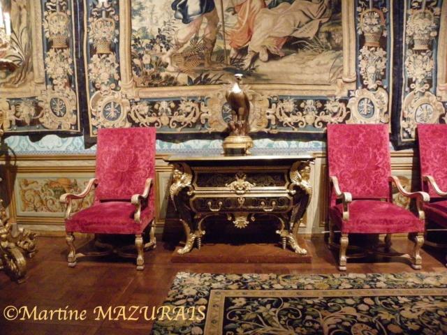 Maincy – Le château de Vaux le Vicomte 10-08-45