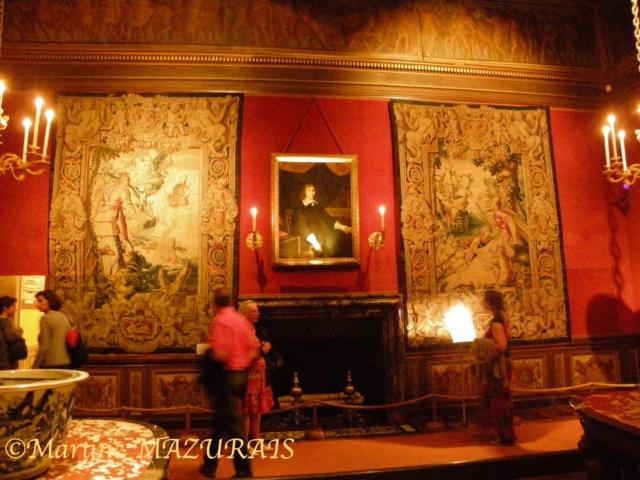Maincy – Le château de Vaux le Vicomte 10-08-46
