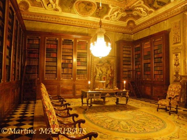 Maincy – Le château de Vaux le Vicomte 10-08-48