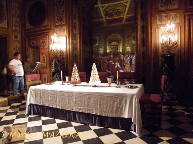 Maincy – Le château de Vaux le Vicomte 10-08-53
