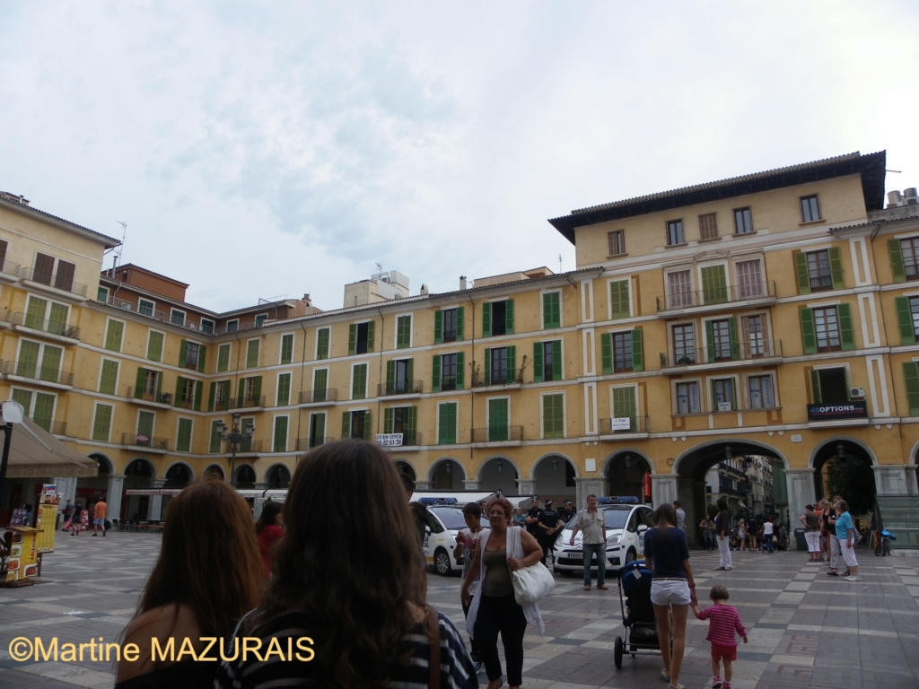 Palma de Mallorca – La Plaza Mayor 11-10-24