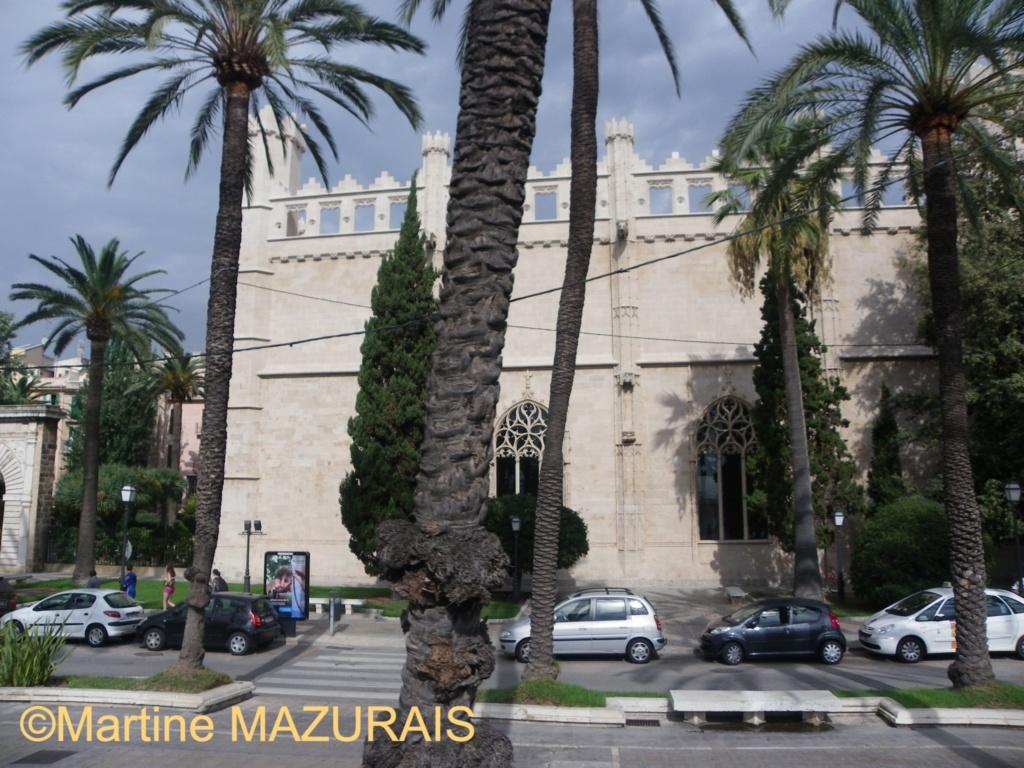 Palma de Mallorca – La Lonja 11-10-28