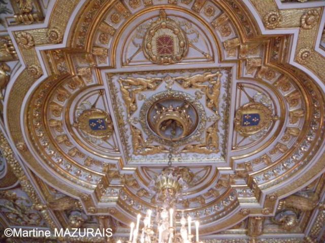 Fontainebleau – Le château 12-08-85