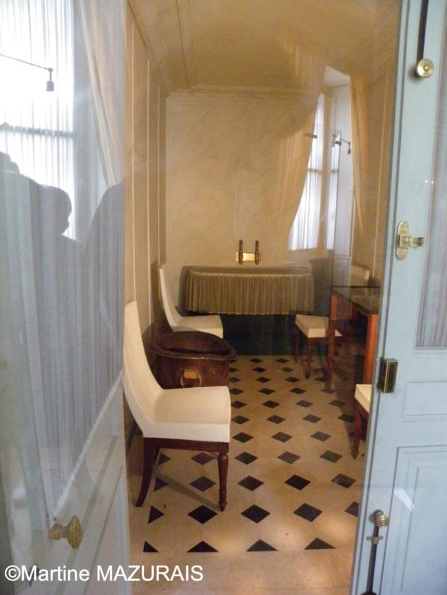 Fontainebleau - Le Théâtre 12-08-89