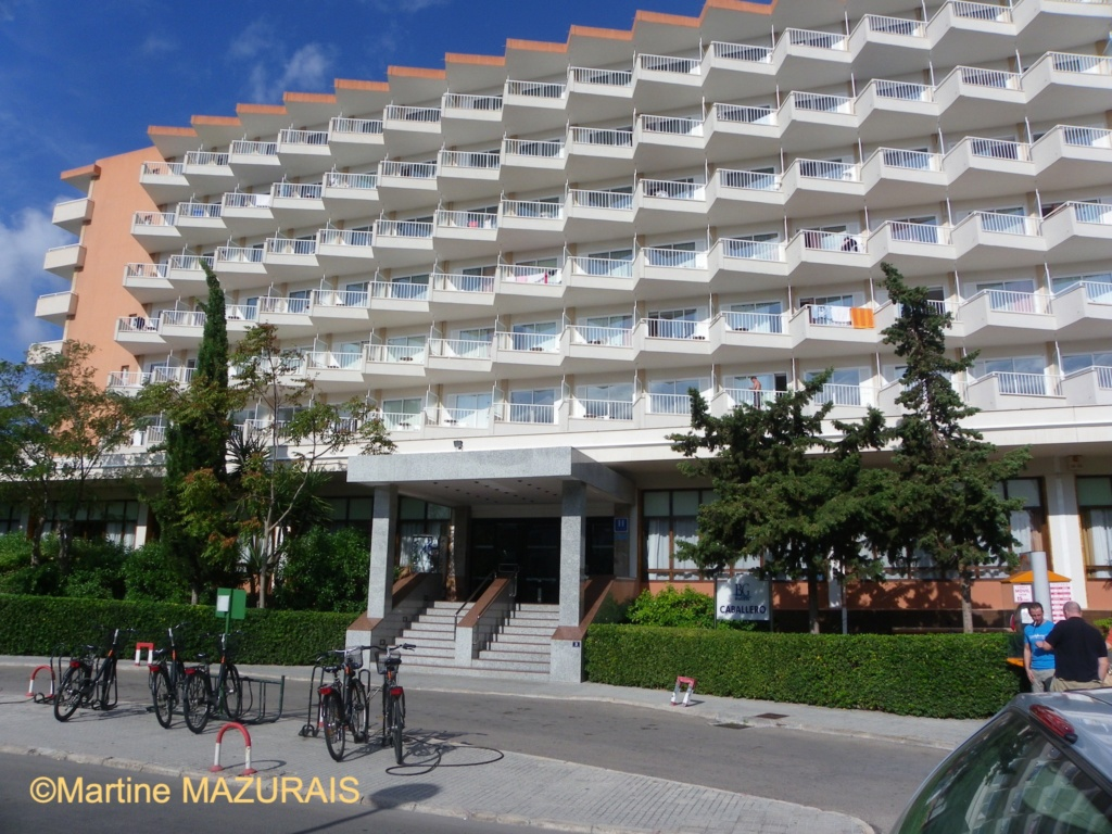 Hôtel Caballero 12-10125
