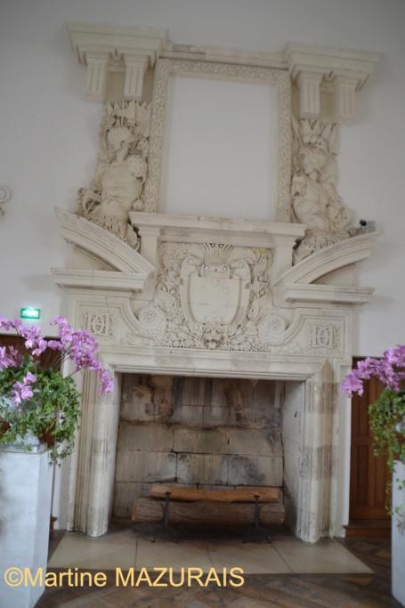 Chenonceaux - Le château de Chenonceau 14-06-62