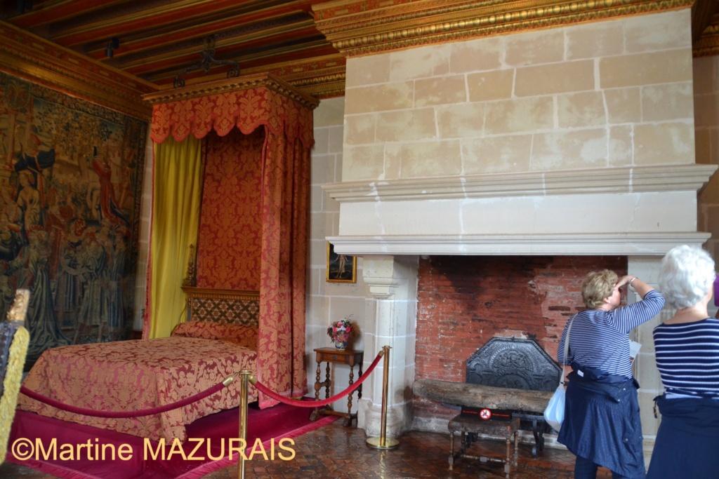 Chenonceaux - Le château de Chenonceau 14-06-63