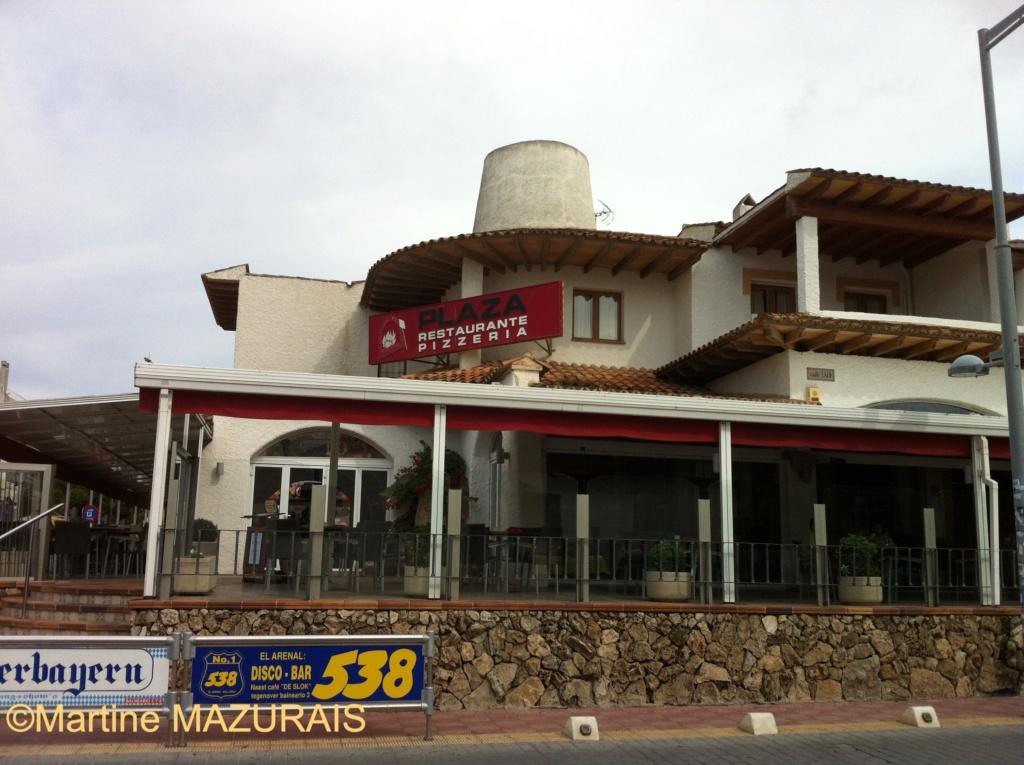 Playa de Palma - Restaurant La Plaza 14-10-24