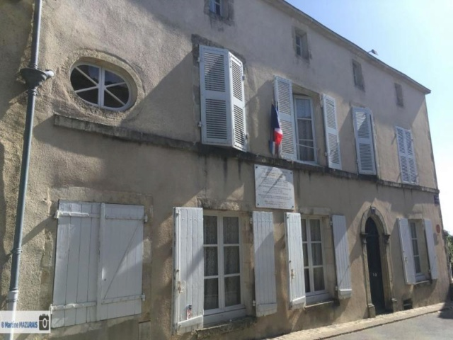Mouilleron en Pareds - Maison natale du Maréchal de Lattre de Tassigny et Maison natale de Georges Clémenceau 15-09-12
