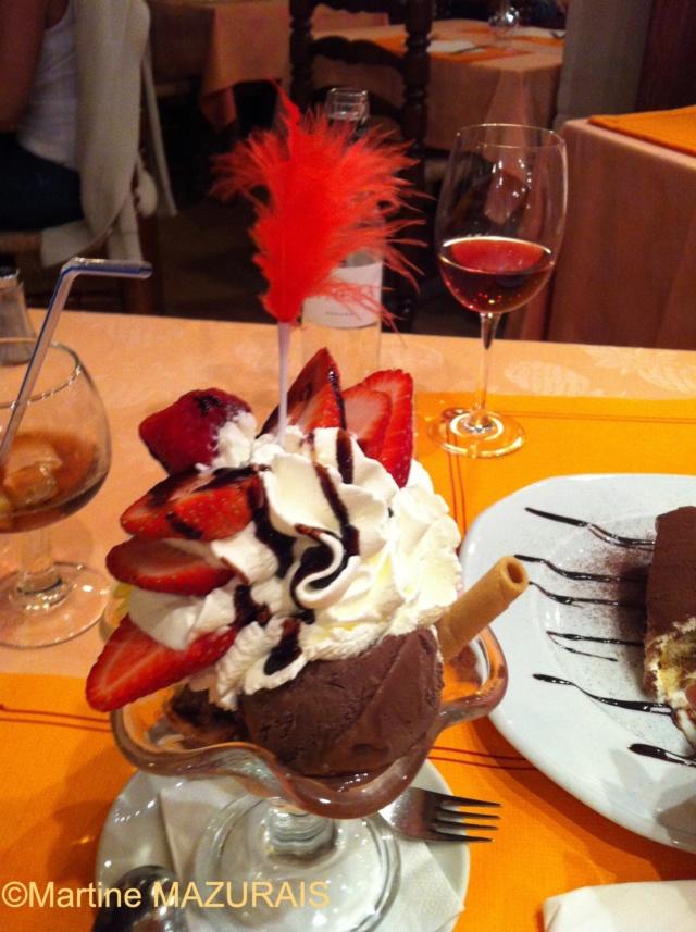 Playa de Palma - Restaurant L'Arcada 15-10-12