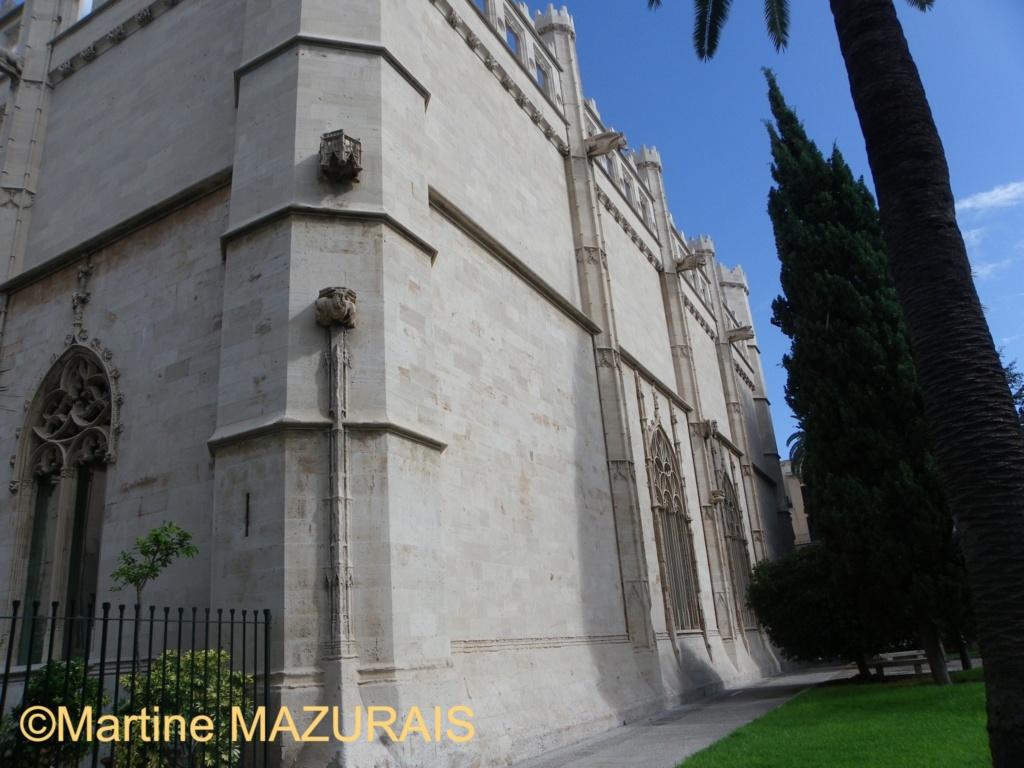 Palma de Mallorca – La Lonja 15-10-14