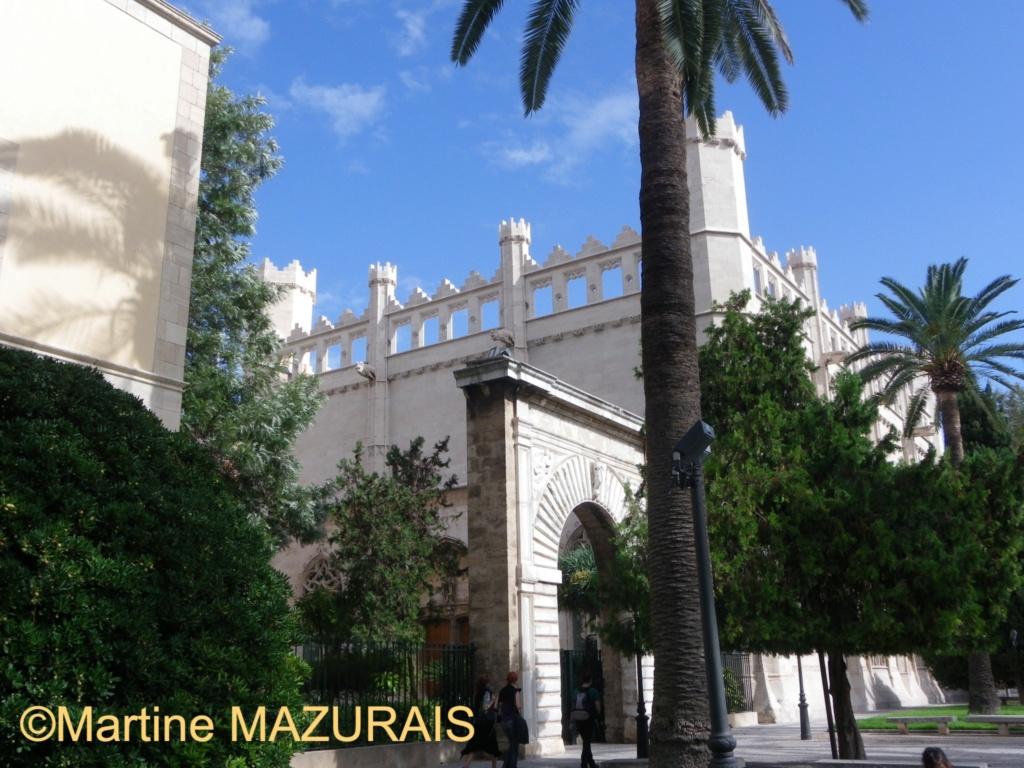 Palma de Mallorca – La Lonja 15-10-16
