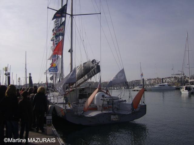 Les Sables d'Olonne - Vendée Globe 2008/2009 16-02-29