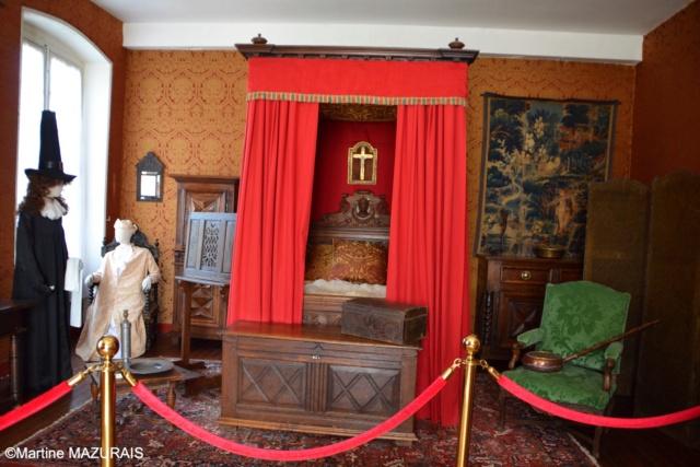 Meung sur Loire - Le château 16-05-87