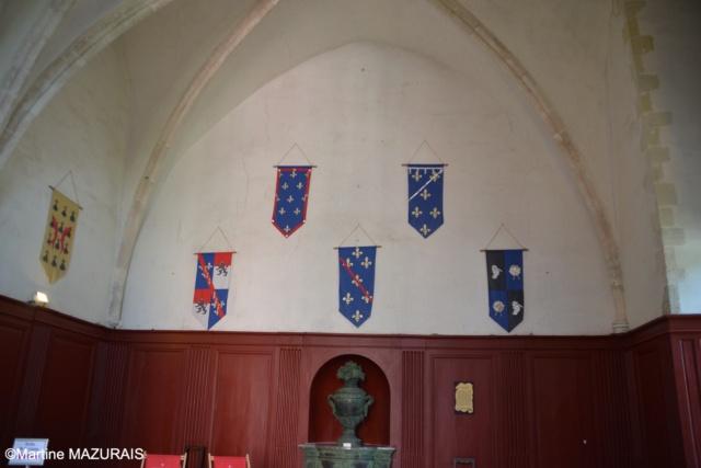 Meung sur Loire - Le château 16-05-89