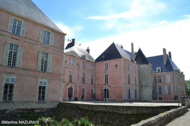 Meung sur Loire - Le château 16-05-92