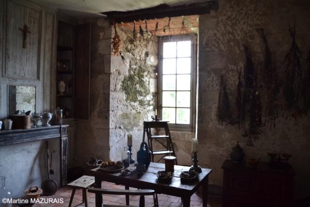 Meung sur Loire - Le château 16-05-93