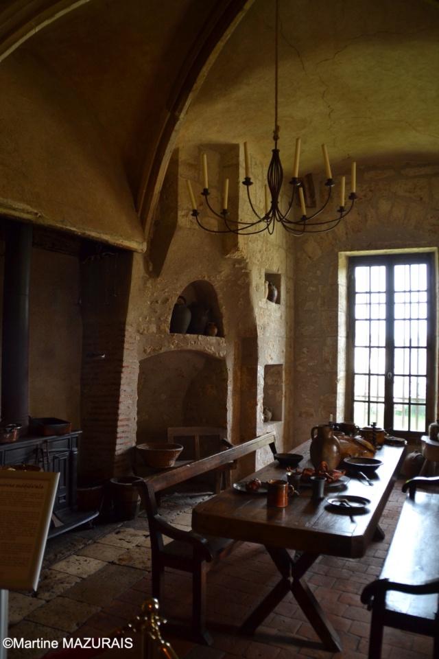 Meung sur Loire - Le château 16-05-95