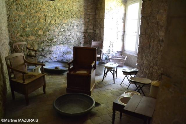 Meung sur Loire - Le château 16-05105