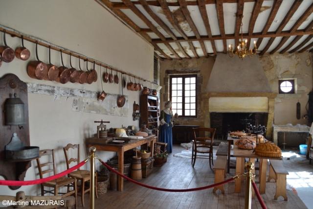 Meung sur Loire - Le château 16-05106