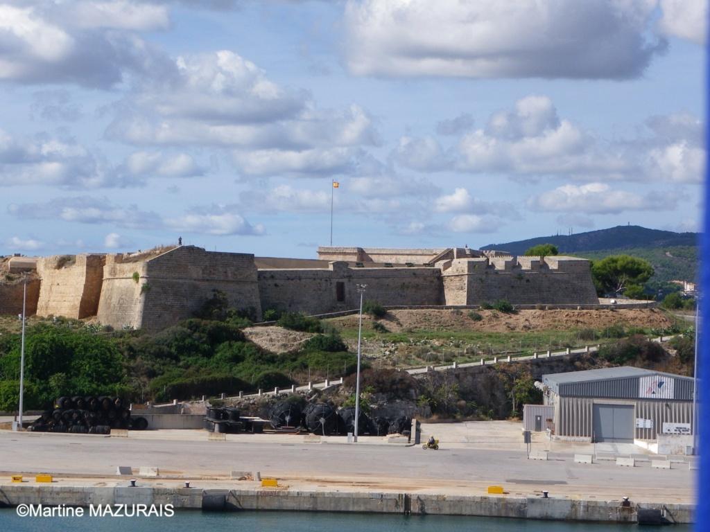 Palma de Mallorca – Le château de Bellver 16-10-11