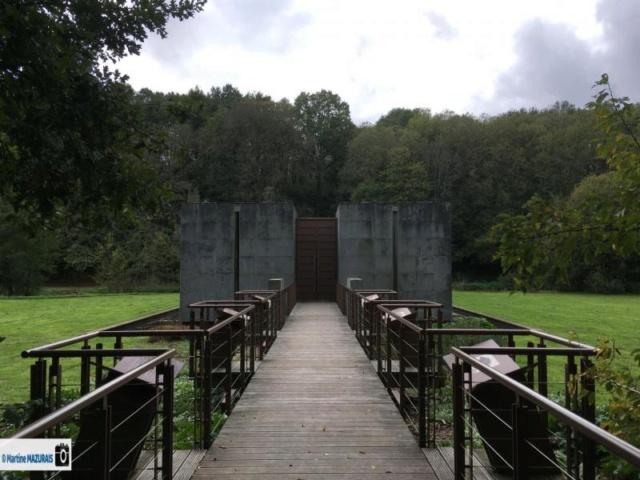 Les Lucs sur Boulogne - Le Mémorial et la chapelle du Petit-Luc 17-10-17