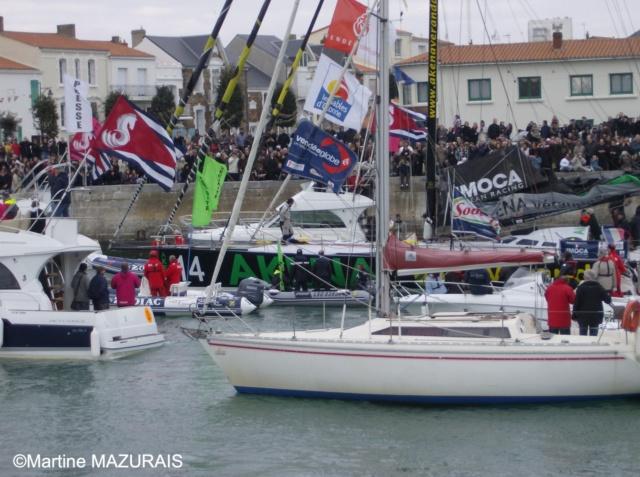 Les Sables d'Olonne - Vendée Globe 2008/2009 22-02-22