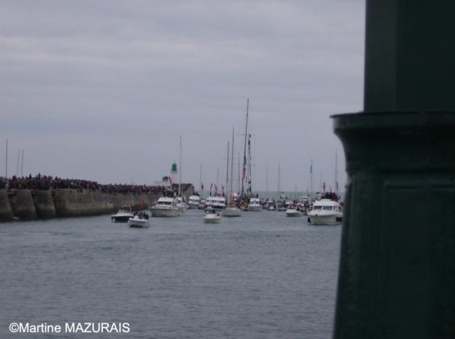 Les Sables d'Olonne - Vendée Globe 2008/2009 22-02-24