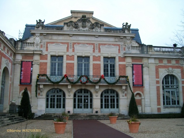 Fontainebleau - Le Théâtre 24-12-11
