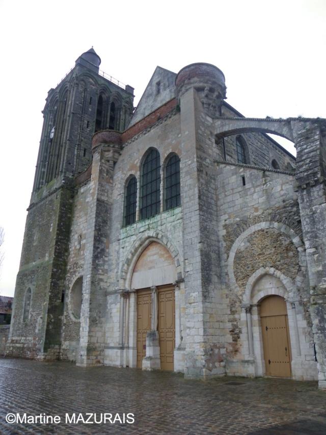 Champeaux - La collégiale 24-12-20