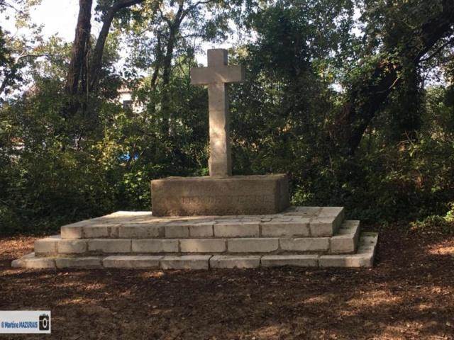 Saint-Hilaire de Riez - Lieu de la bataille des Mathes 25-08-12