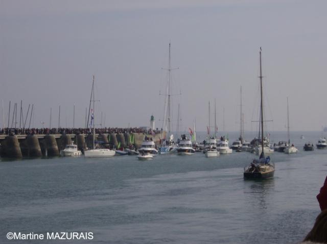 Les Sables d'Olonne - Vendée Globe 2008/2009 26-02-18