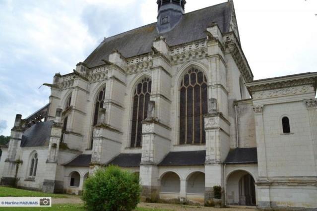 Champigny sur Veude - La Sainte-Chapelle 27-05-26