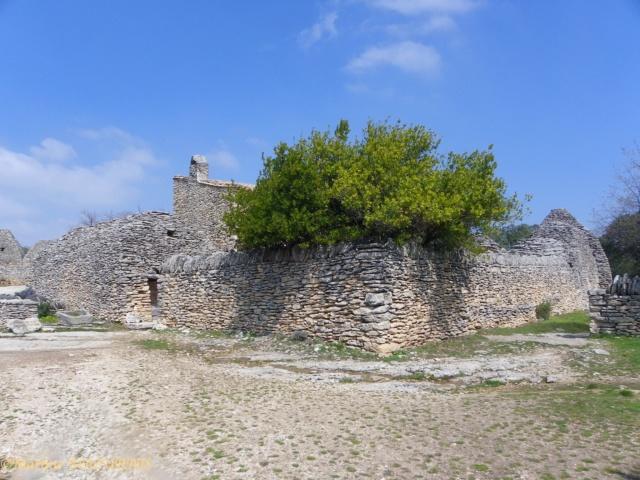 Gordes - Le Village des Bories 31-03-13