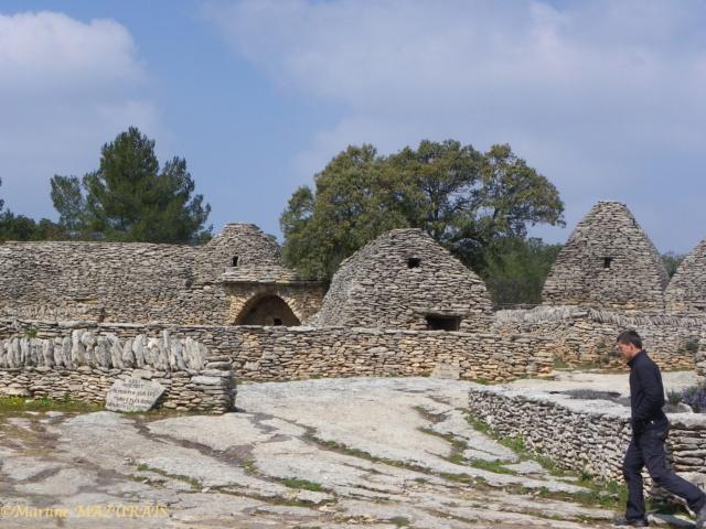 Gordes - Le Village des Bories 31-03-14