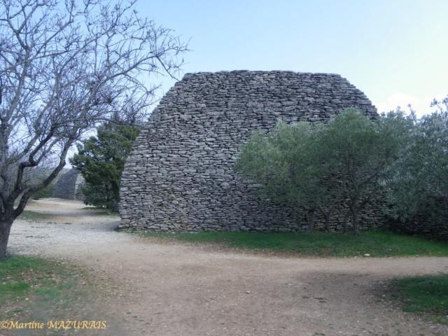 Gordes - Le Village des Bories 31-03-34