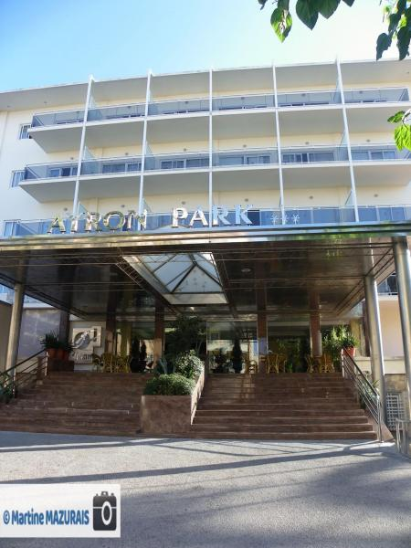 Playa de Palma - Hôtel Ayron Park 31-10-18