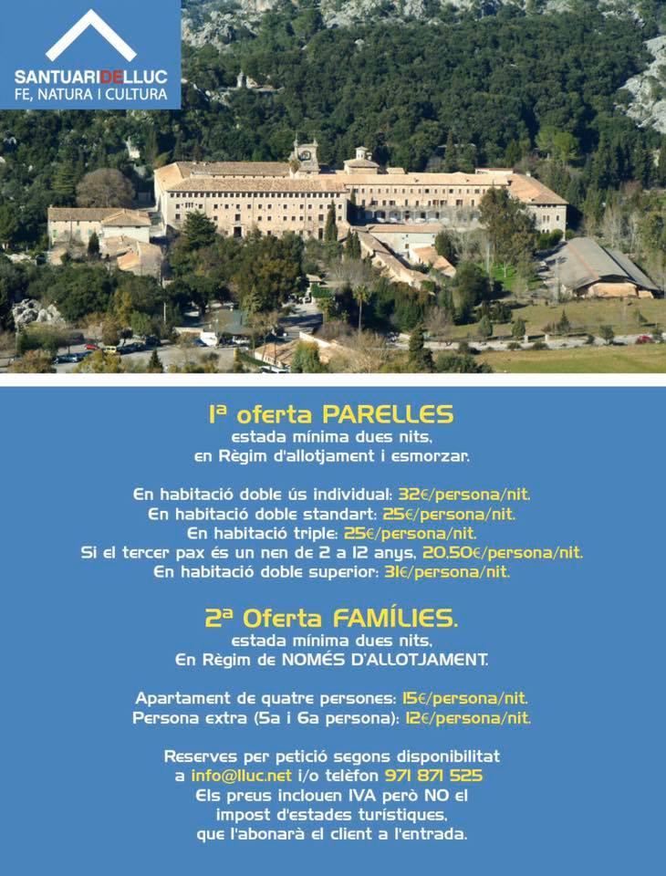 Le Monastère de Lluch 87770010