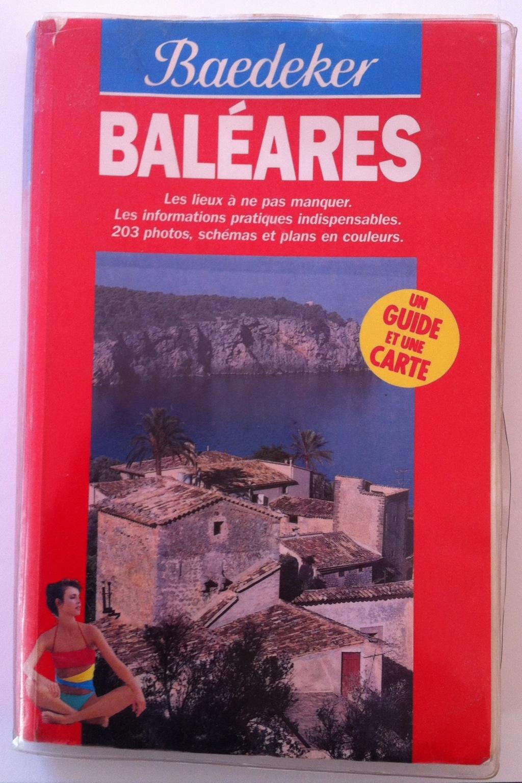 Mallorca et les livres, guides et DVD Baedek10