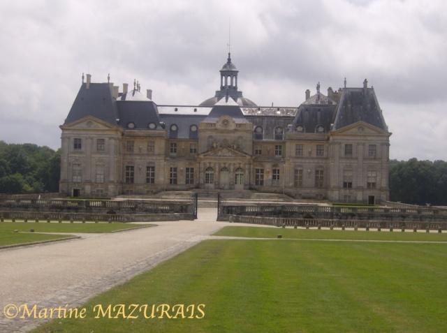 Maincy – Le château de Vaux le Vicomte Juille23