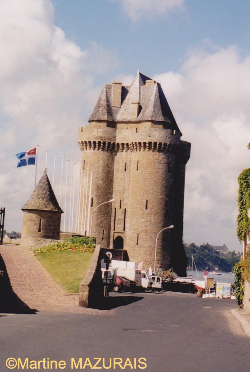 Saint-Malo - La Tour Solidor Juin_235