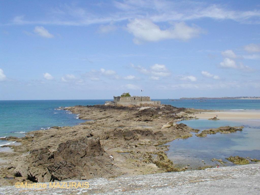Saint-Malo - Le Fort National Juin_237